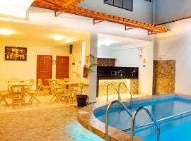 Residencial Marina House, hotel with pools in Tarapoto