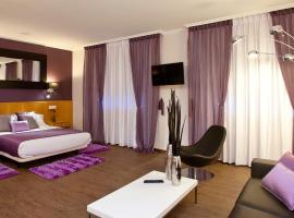 Hotel Palacio de Cristal