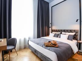 Bentis Luxury Apartments, hotel near Jagiellonian University, Kraków