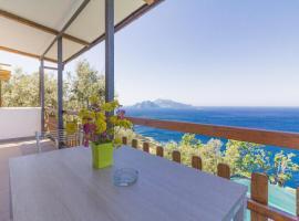 Villino Capri Coast, villa à Massa Lubrense