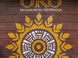 Casa Oro Eco Hostel, hotel near Christ of the Mercy, San Juan del Sur