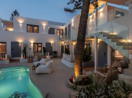 Oniro Suites, hotel near Little Venice, Mikonos