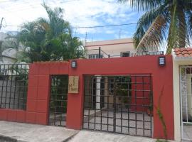 Casa Munay, family hotel in Cancún