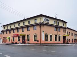Hotel Isora, hotel in Ostrava