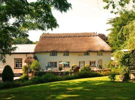 The Barn and Pinn Cottage