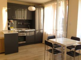 Forest apartment close to the metro station, hotel near West Park, Sofia