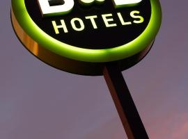 B&B Maubeuge-Louvroil, hotel in Louvroil