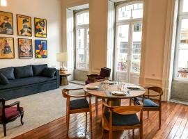 Downtown Colosseum Apartments, self-catering accommodation in Porto