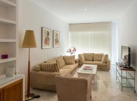 Apartamento Deluxe Santa Justa - Nervión, hotel near Santa Justa Train Station, Seville