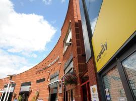 Staycity Aparthotels Birmingham City Centre Arcadian