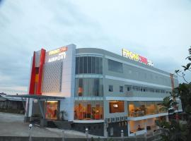 Front One Hotel Airport Solo, hotel in Solo