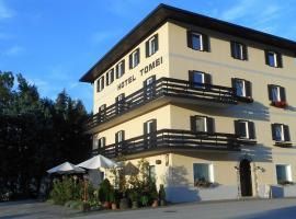 Hotel Tomei, hotel in Vattaro