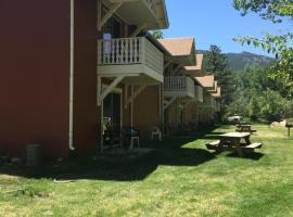 Riverview Pines, pet-friendly hotel in Estes Park