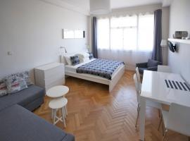 Casa Anna Apartment Opletalova, hôtel à Prague près de: Gare routière centrale de Florenc