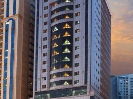 Al Hayat Hotel Suites, hotel near Sahara Center, Sharjah