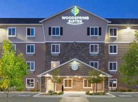 Woodspring Suites West Melbourne