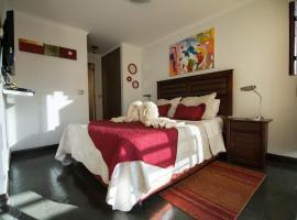 Los 10 mejores hoteles de 5 estrellas de Santiago, Chile ...