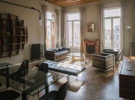 Cannaregio Canal Luxury Apartment