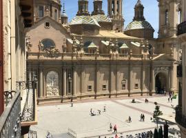 El Balcon de Rey Alfonso I