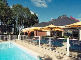 Hotel Mercure Lisieux, hotel in Lisieux