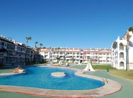 Apartamentos Playa Romana Park, apartment in Alcossebre