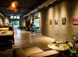 葉宿文旅,花蓮市的家庭旅館
