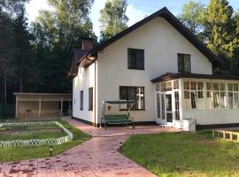 Family house in Moscow