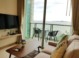 Luxury 1BR Riviera By Pattaya Holiday