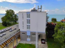 Part Hotel, hotel in Siófok
