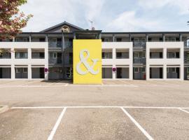 B&B Hôtel Saint-Etienne La Terrasse