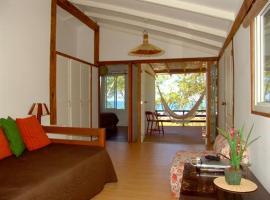 La Casa de Curia Ocean View Cottage (La Casita)