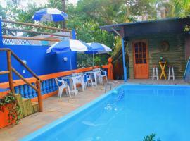 Canto das Laranjeiras Tombo, hotel near Island and Lighthouse of Moela, Guarujá