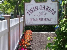 Twin Gables Bed & Breakfast