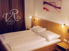 Hotel - Restaurant Valley Rose, hotel a Vienna, 22. Donaustadt