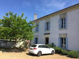 Loire Farmhouse