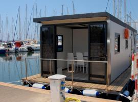 House Boat Luxury Cagliari