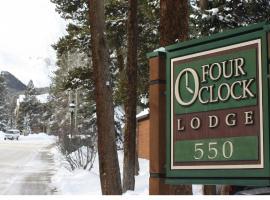Four O'clock Lodge B 05 Condo