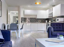 The Baltic Residence, self catering accommodation in Liverpool