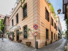 Hotel La Rovere, hotel malapit sa Vatican, Roma
