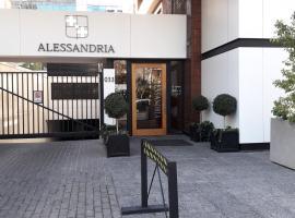 Alessandria Apart - El Bosque Norte, hotel in Santiago