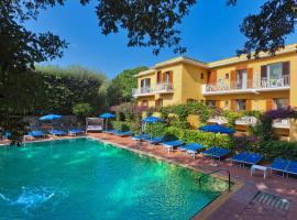 Hotel Cleopatra, hotel near Pescatori Beach, Ischia