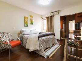Suites em Perdizes, hotel perto de Estádio do Pacaembu, São Paulo