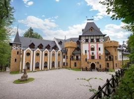Zámek Lužec Spa & Wellness Resort, Hotel in Karlsbad