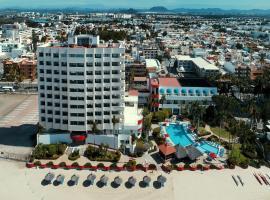 Mision Mazatlan, hotel de playa en Mazatlán