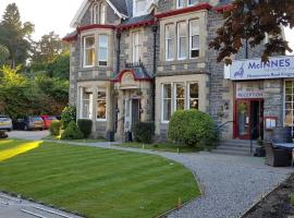 McInnes House Hotel