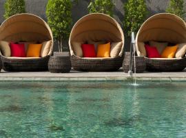 Grand Zuri Kuta Bali, hôtel à Kuta près de: Temple Petitenget