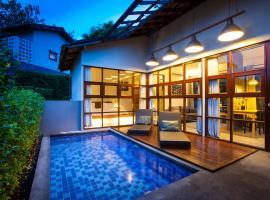 Baan Talay Pool Villa Koh Samui, hotel near Jungle Club Samui, Chaweng Noi Beach