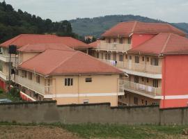 Gorilla Guest Hiltop Hotel Kabale