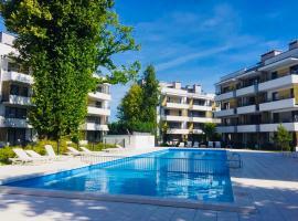 Apartament Amber Baltic - Rezydencja Ustronie Morskie