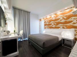 Hotel Montestella, hotel v destinácii Salerno